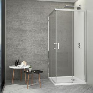parete doccia scorrevole