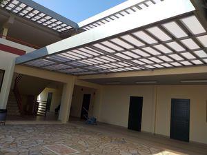 copertura per pergola con protezione solare