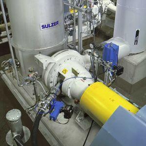 pompa per prodotti chimici