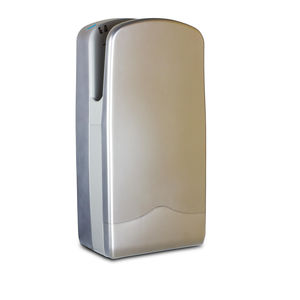 asciugamani elettrico con aria pulsata / da parete / in ABS / ad alta velocità