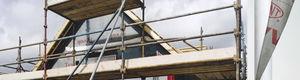 barriera per tetto