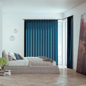 binario per tende per installazioni a soffitto / con fissaggio murale / azionamento con corde / ad azionamento manuale
