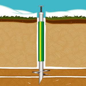 guaina di protezione per pali