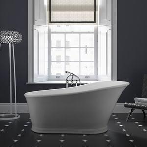 vasca da bagno ovale