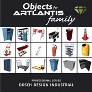 biblioteca d'oggetti 2D/3D
