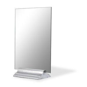 specchio da appoggio / moderno / rettangolare / per centro estetico