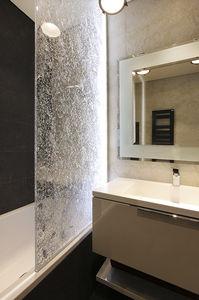 parete doccia fissa / luminosa / contract