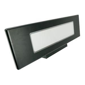 applique moderna / in acciaio / in policarbonato / LED