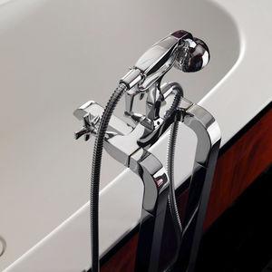 miscelatore doppio comando per vasca
