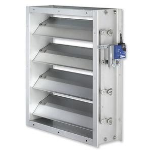 serranda di areazione in acciaio inox