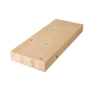 pannello da costruzione in legno massiccio