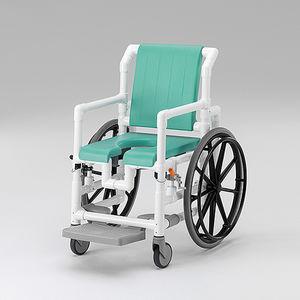 poltrona medica con rotelle / con poggiagambe