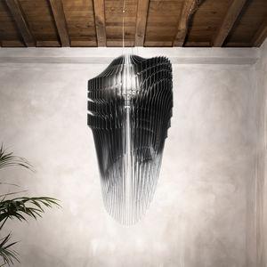 lampada a sospensione / design originale / in Lentiflex® / in Cristalflex®
