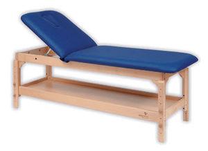 Lettino Massaggio Fisso Legno.Lettino Per Massaggi Pieghevole Contract C 3123 M46 Ecopostural