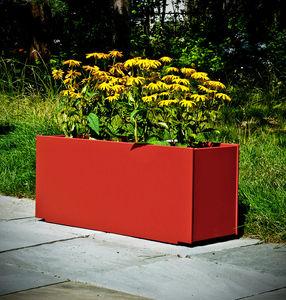 fioriera in polietilene ad alta densità HDPE