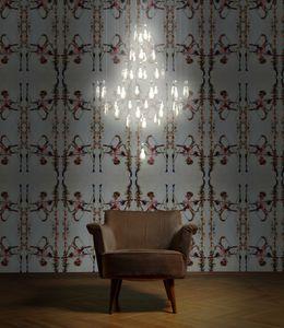 lampadario su misura / moderno / in porcellana di Limoges / LED