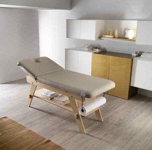 lettino per massaggi fisso