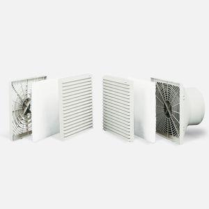 sistema di ventilazione residenziale