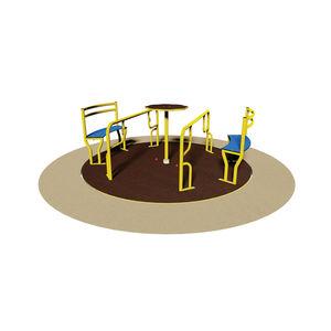 gioco a rotazione per disabili / per parco giochi