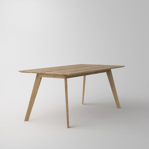 tavolo da pranzo design scandinavo