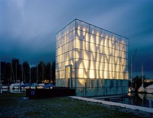 pannello in vetro strutturale