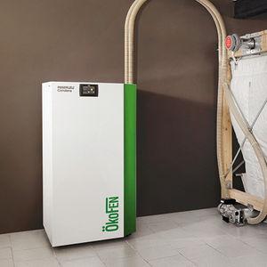 caldaia a pellet / residenziale / a condensazione