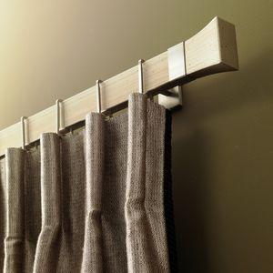 bastone per tende in metallo