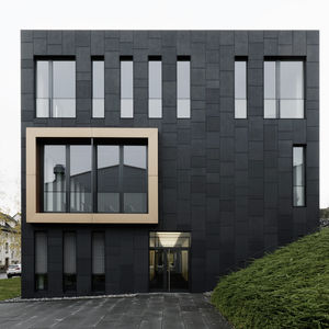 pannello in calcestruzzo fibrorinfrozato / per facciata / per rivestimento di facciata / ad alta resistenza