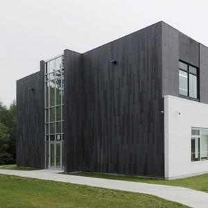 pannello di rivestimento / in calcestruzzo fibrorinfrozato / in fibra di vetro / per facciata