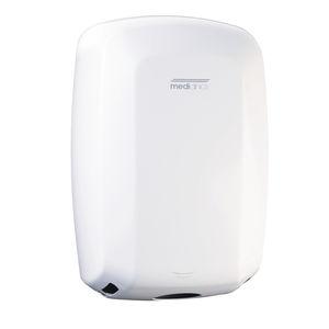 asciugamani elettrico automatico / da parete / in acciaio
