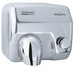 asciugamani elettrico a pulsante