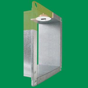 rivelatore di fumo / da incasso / professionale / con indicatore a LED