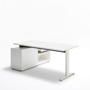 scrivania per open space / in quercia / in noce / in betulla