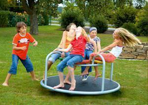 gioco a rotazione per parco giochi