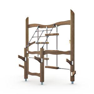 rete da arrampicata per parco giochi