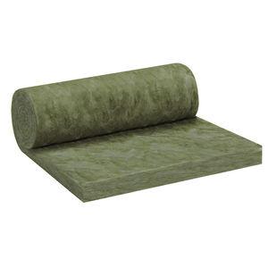 isolante termo-acustico / in lana di vetro / per muro / per interni