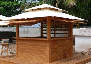 mobile bar da giardino contract