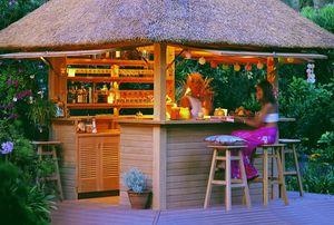mobile bar da giardino per uso residenziale