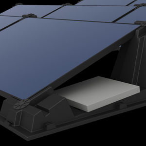 sistema di montaggio a terra / per tetto di tegole / per tetti piani / su tetto