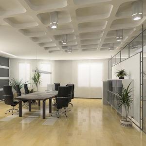 pannello decorativo in alluminio / composito / per controsoffitto / per parete