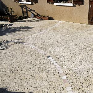 pavimento in calcestruzzo