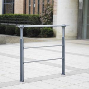 barriera di protezione / fissa / in acciaio inox / in ghisa