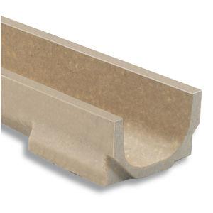 canaletta in acciaio inox / in acciaio galvanizzato / in ghisa / in calcestruzzo a polimeri