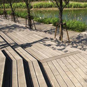 listelli per esterni in bambù