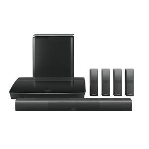 sistema home cinema standard