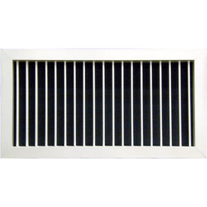 griglia di ventilazione in lamiera d'acciaio