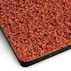 pavimentazione sportiva in gomma / in EPDM / in poliuretano / per esterni