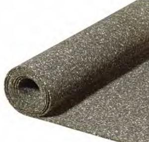 sottofondo resiliente in rotoli / in schiuma di poliuretano / ad alta resistenza / isolante