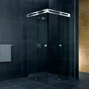 sistema scorrevole per porta di doccia