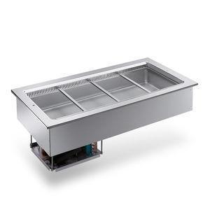 vasca refrigerata da incasso